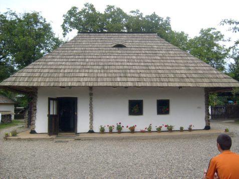 Casa Memoriala Ion Creanga